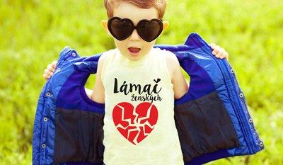06176b81a316 Darčeky s potlačou · Detské oblečenie