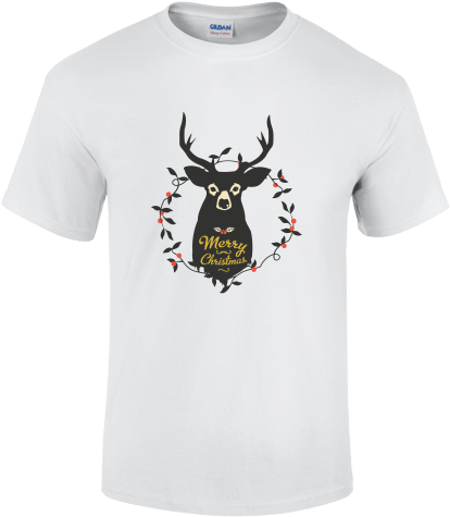 1bb71ff968b4 Biele pánske tričko Gildan