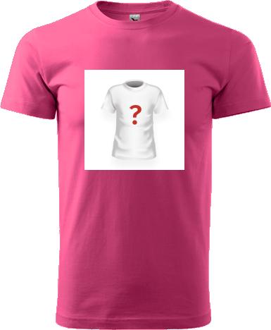 2816ec4ac803 Hrubšie prémiové pánske tričko Adler