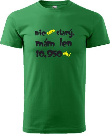 32ab9c76c70b ... Hrubšie prémiové pánske tričko Adler ...