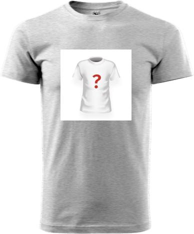 a5d2f2757e3e Hrubšie Prémiové pánske tričko Adler s možnosťou potlače