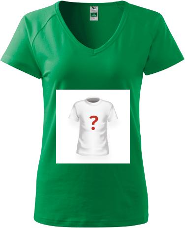 090d791f5981 Dámske tričko Dream s V-výstrihom - posledné kusy skladom
