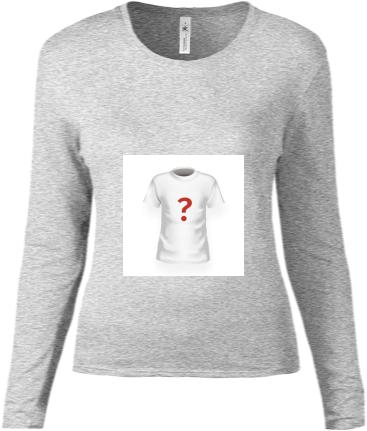 4c2258fe3d36 ... Dámske tričko s dlhým rukávom ...